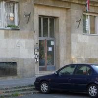 Budapest legszebb lépcsőházai: Csalogány utca 12.