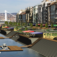 Úr Isten, jöhet a legmenőbb felújítás Budapesten: bevonják a Dunát a városba!
