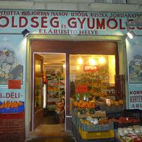 A város legviccesebb zöldségese: Mészáros utcai zöldségbolt