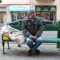 Megtaláltuk Andrást, a hajléktalant