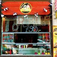 Na ez a streetfood: El Bigote
