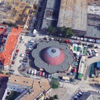 Budapest legújabb vásárcsarnoka olyan, mint egy repülőtér