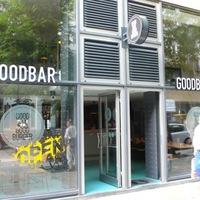Goodbar: hagymalekváros hamburger kéksajttal
