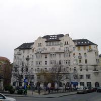 Budapest legszebb lépcsőházai: Gutenberg-otthon