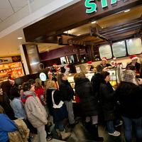 Megnyílt a második Starbucks Budapesten
