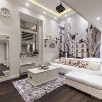 Menő budapesti lakások: kilátással Párizsra