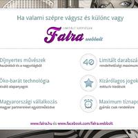 Eheti hirdetőnk: Falra.hu