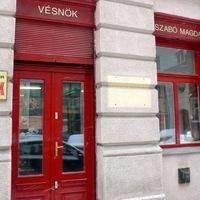 A Wesselényi utca menő: a vésnök