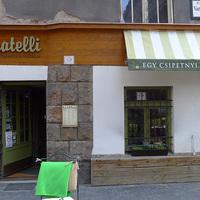 A legjobb budapesti olasz étterem - Toplista 25-11