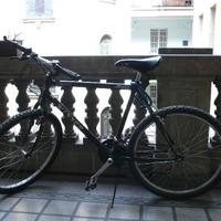 Biciklis lettem Budapesten