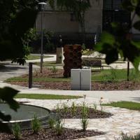 Egy hatalmas park nyílt a bulinegyedben