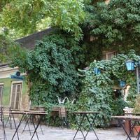 Rejtett szigetek Budapesten - Tarasz Sevcsenko tér