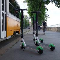 Kipróbáltam a bérelhető budapesti elektromos rollereket