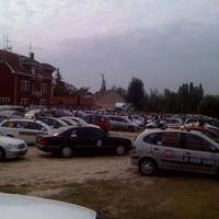 Sztrájkolnak a taxisok Budapesten