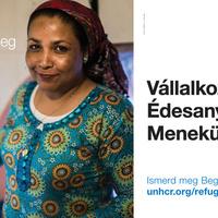 Az egyik leghíresebb budapesti menekült főztje - Begum All Modina