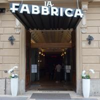 Elképesztően szép helyet nyitottak a Bazilikánál - La Fabbrica