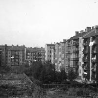 Séták Budapest peremén - Napraforgó utcai kísérleti lakótelep