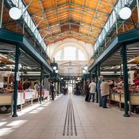 Megújult a Hold utcai Vásárcsarnok, és új nevet kapott - Belvárosi Piac