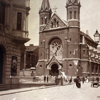 Rejtett szigetek Budapesten - Lőrinc pap tér