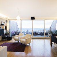 Menő budapesti lakások: hihetetlen panoráma a budai luxusból