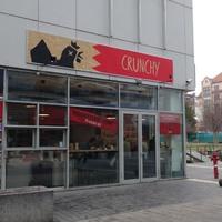 Boldog csirke sokáig fejlesztett panírban - Crunchy