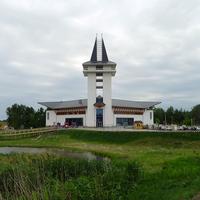 Meglátogattam a Tisza-tavi Ökocentrumot