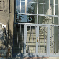 Budapest legszebb lépcsőházai: Belgrád rakpart 27.