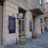 Galéria, borbár és kávézó lelkesedésből - Galéria 12
