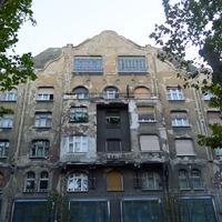 Budapest legszebb lépcsőházai: Nagymező u. 8
