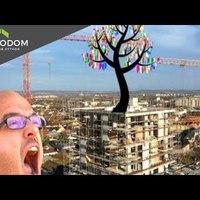 A legizgalmasabb budapesti lakópark elért a csúcsra