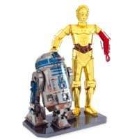 A hónap játéka - Metal Earth R2-D2 és C-3PO
