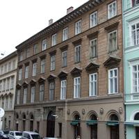 Budapest legszebb lépcsőházai: Apáczai Csere János utca 5.