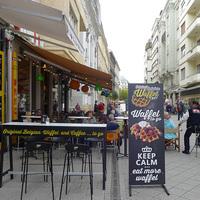 Megérkezett az igazi belga waffel Budapestre - Original Belgian Waffel Bar