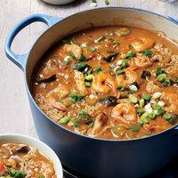 Gumbo, a rizseshús New Orleans-ból