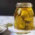 Jogurtgolyók fűszeres olajban - gasztroajándék