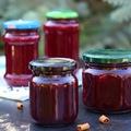 Cseresznye jam fűszerekkel