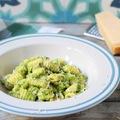 Gnocchetti brokkoli pestoval