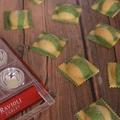 Ricottás-aszalt paradicsomos ravioli