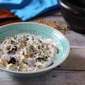 Görög joghurtos padlizsánsaláta