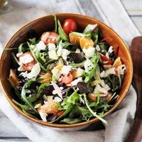 10 perces saláta