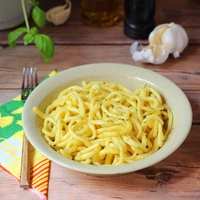 Pici olio e aglio