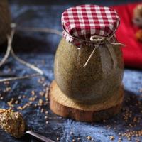 Készíts mustárt otthon, ajándékba!