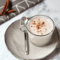 Fűszeres kókusz latte