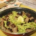Citromos pulykagombóc tésztával