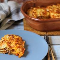 Lasagne, családi ebédekre