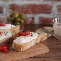 Lazachabos szendvics