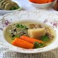 Liba aprólék leves töltelékkel