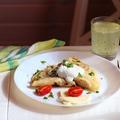 Quesadilla tojással - reggelire