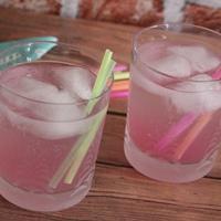 Rebarbarás gin tonic