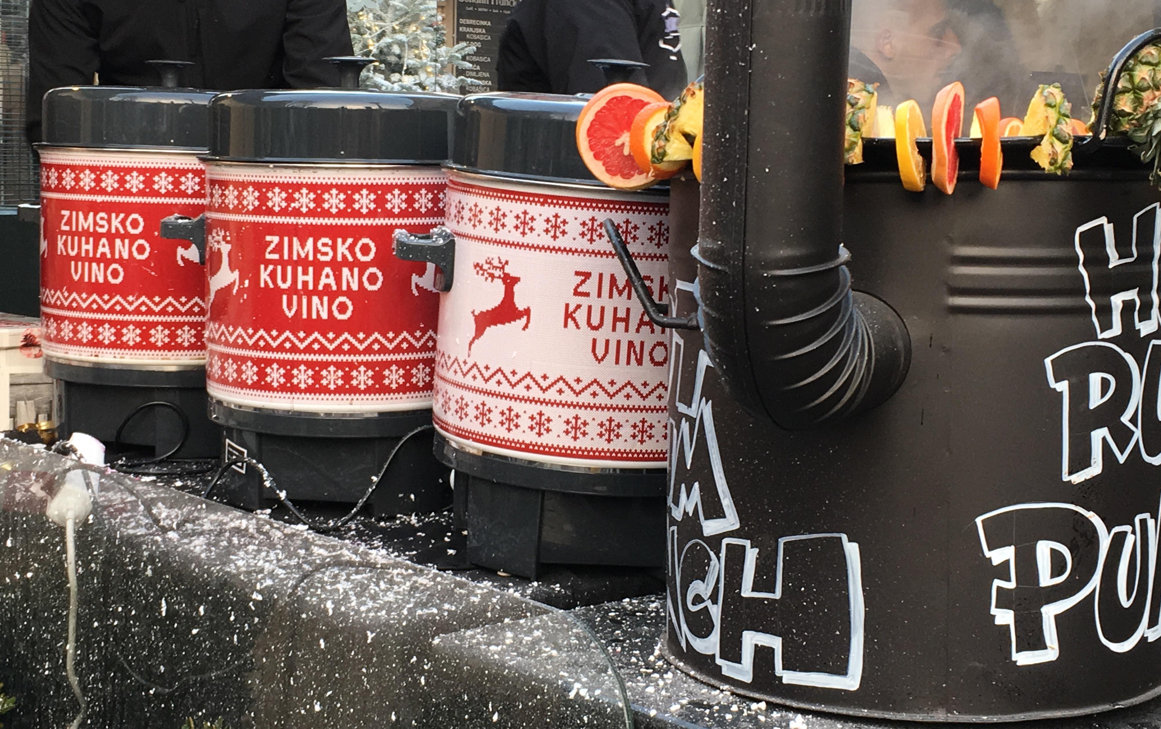 Advent Zágrábban